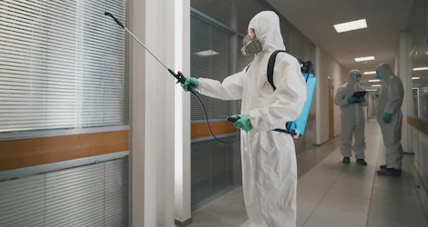 24/7 disinfecting and fogging services